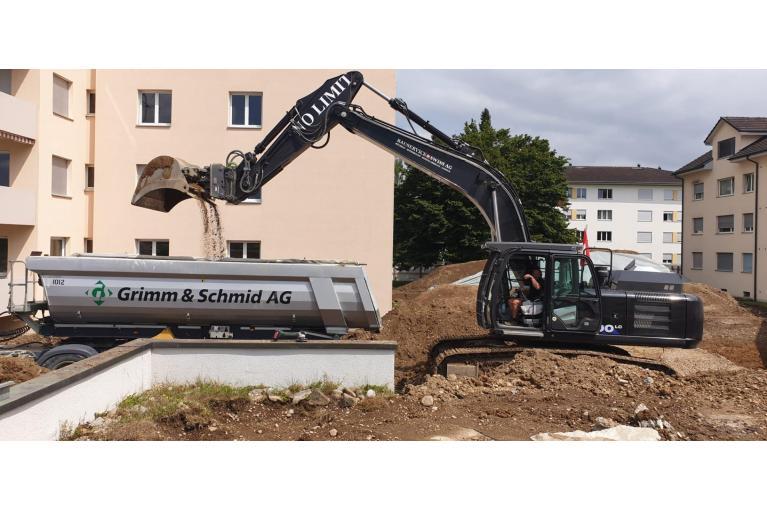 Rückbau Rapperswil-Jona