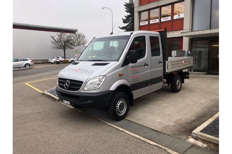 Fahrzeug Bauserviceswiss AG
