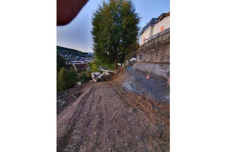 Rückbau Melchtalstrasse St.Gallen