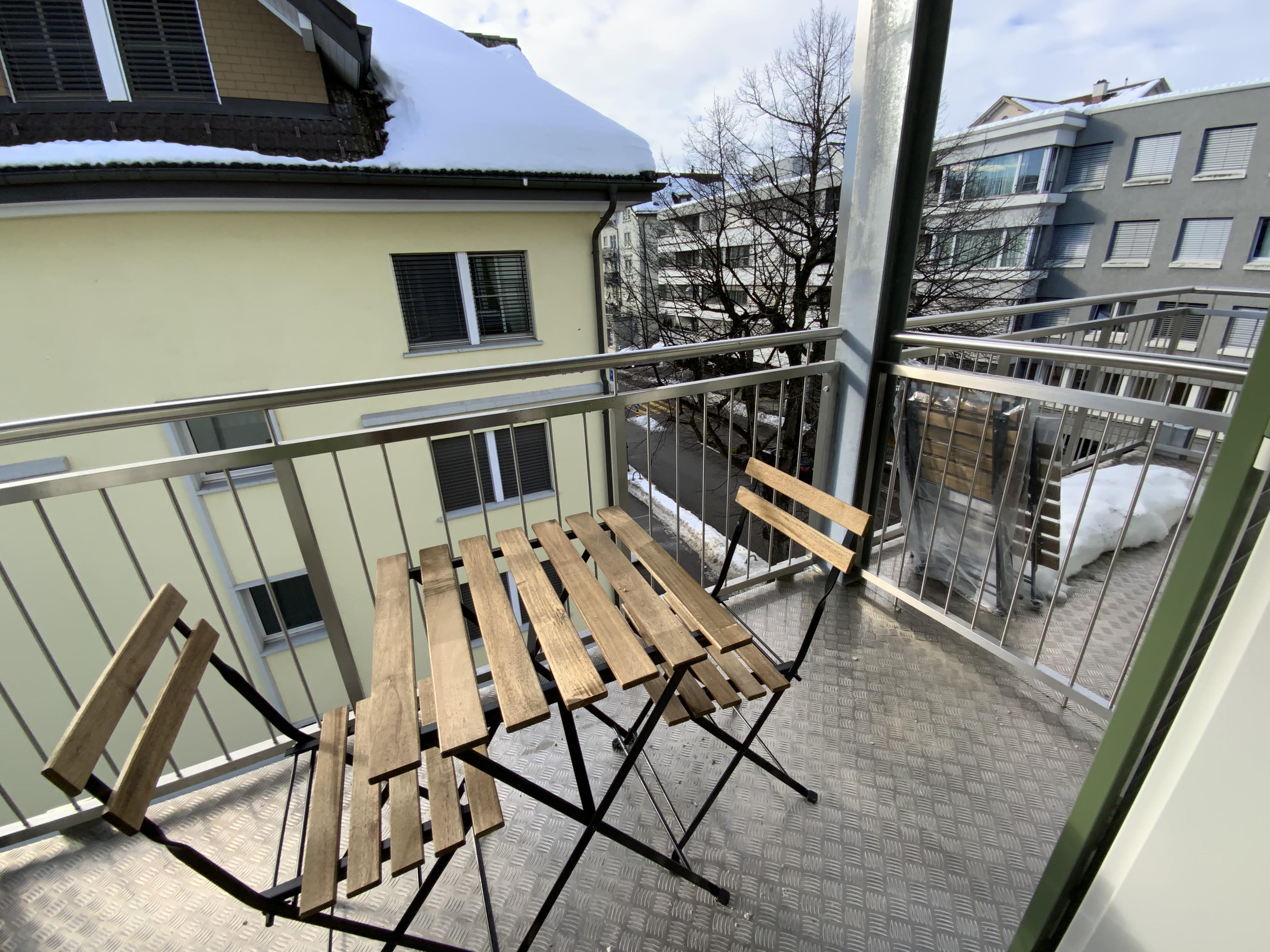Wohnen mit Style im Osten von St. Gallen